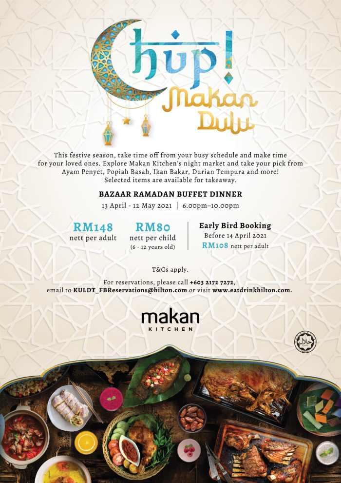 Hilton Hotel Christmas Menu 2021 Makan Kitchen Doubletree By Hilton Hotel Kuala Lumpur Malay Doubletree By Hilton Hotel Kuala Lumpur Kuala Lumpur Tableapp