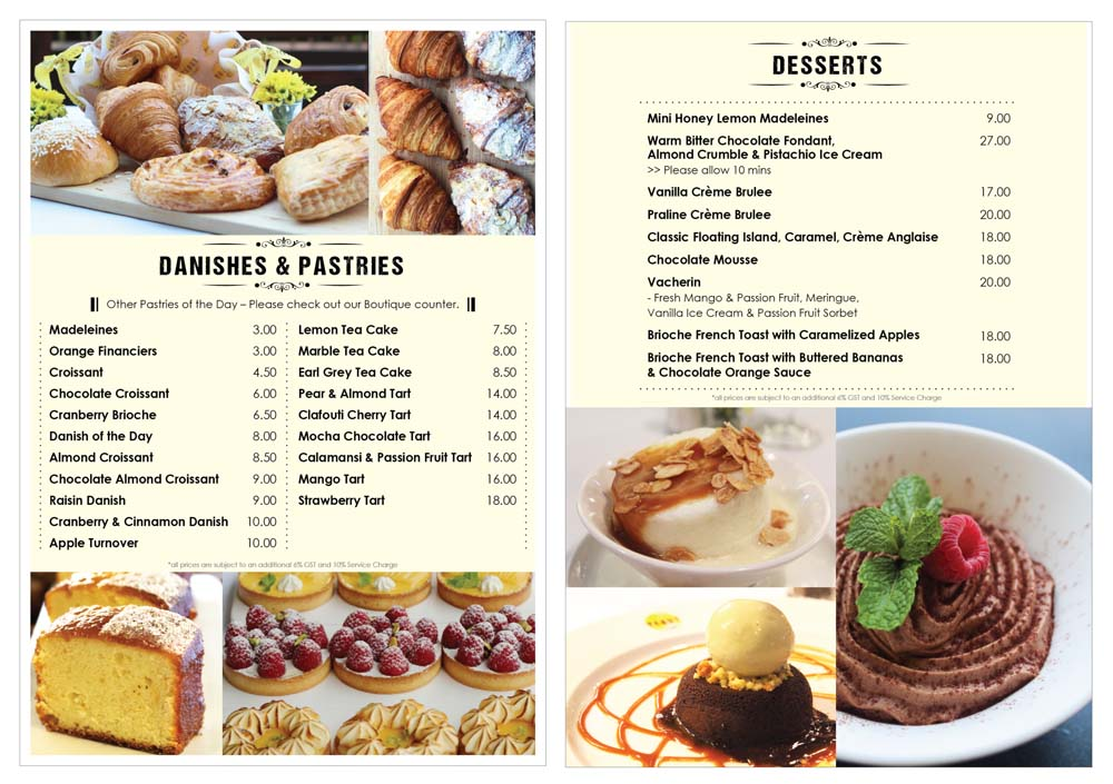 Yeast Cafe Mid Valley - French, Mid Valley Megamall, Kuala ...